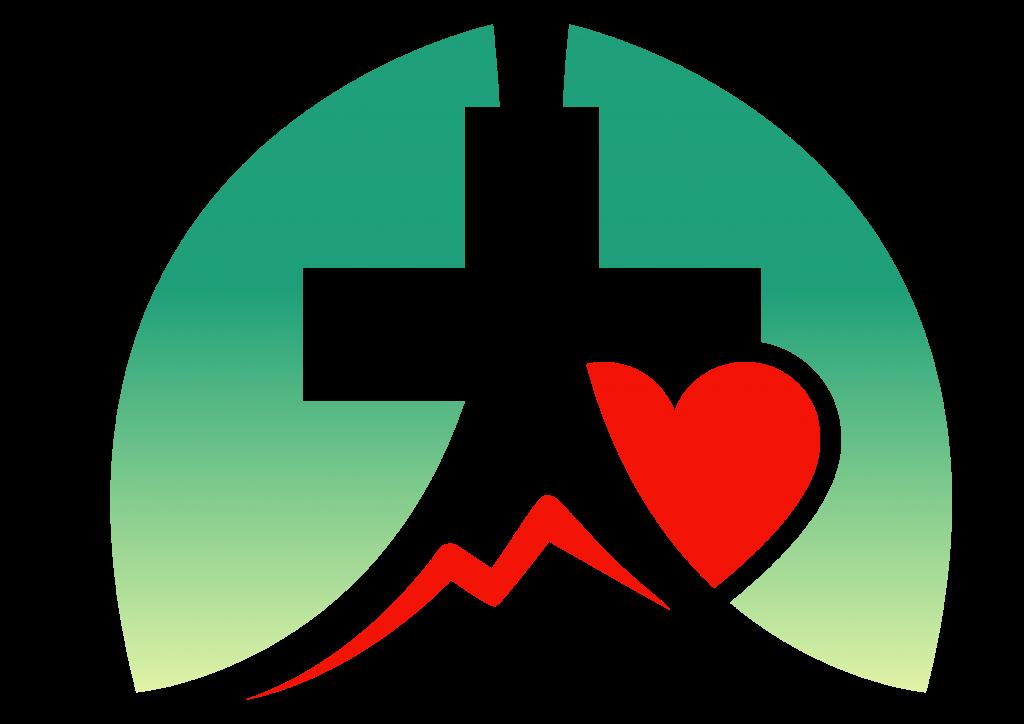 Logo WSS w Czerwonej Górze, logo Wojewódzkiego Szpitala Specjalistycznego im. Św. Rafała w Czerwonej Górze